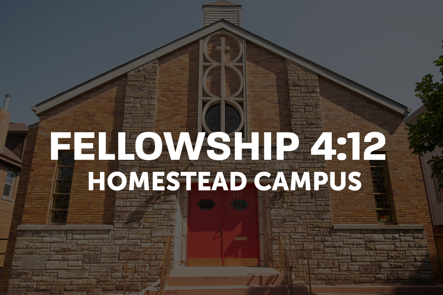 Fellowship 4:12